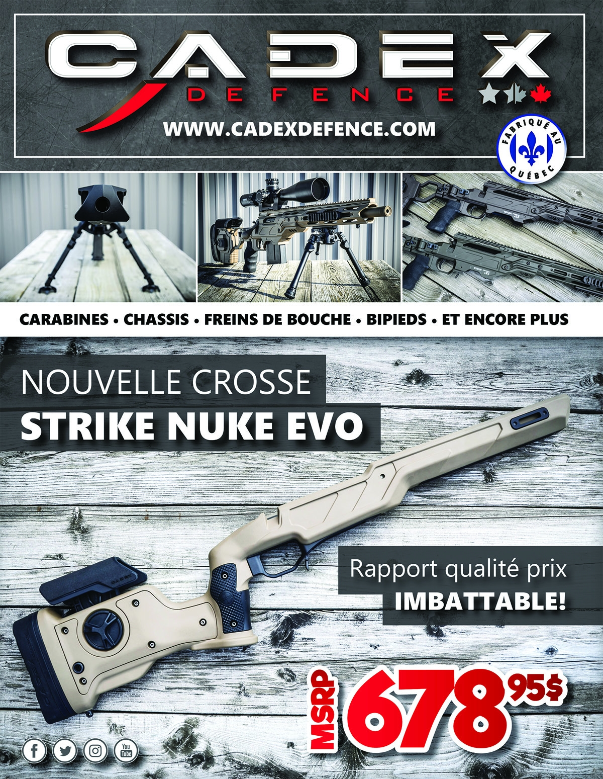 Cadex Defence