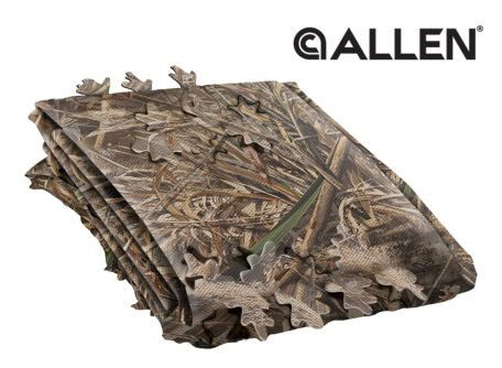 Duck Blind Material For Ground Blinds Allen Camo Burlap Tree Stands