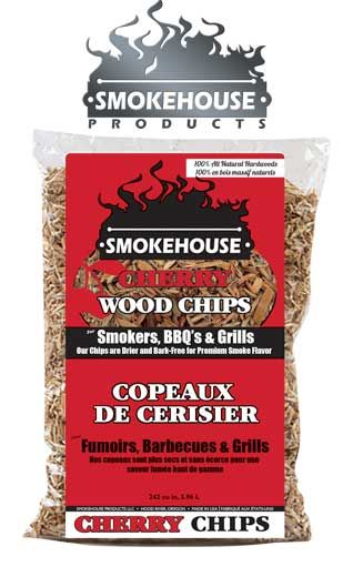Smokehouse Cherry Wood Chunks
