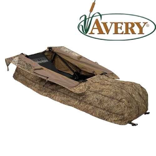 Cache au sol Ground Force d'Avery