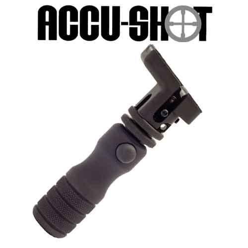Monopode-attache-à-Courroie-Pivot-Accu-Shot