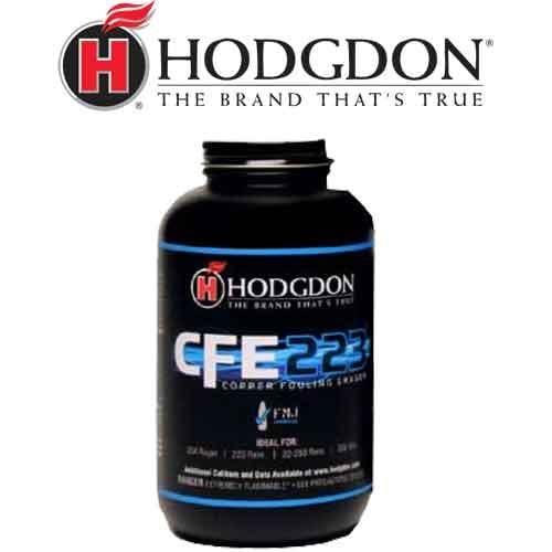 Poudre-sans-fumée-CFE-223-Hodgdon