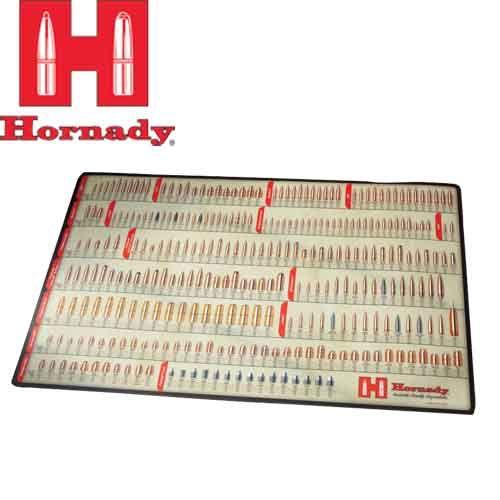 Hornady Reloading Counter Mat