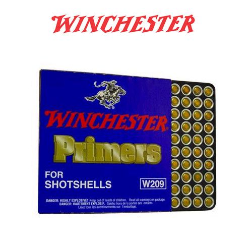 Amorces Winchester 209