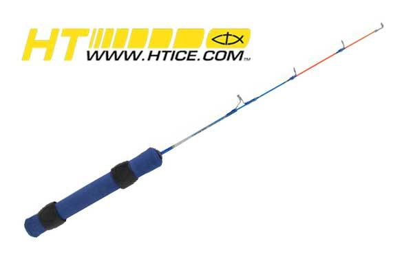 Hi-Tech Fishing 18'' Ice Blue Super Flex Rod Ultra Light Action