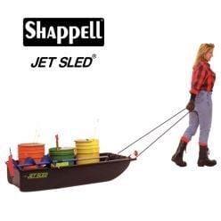 Traîneau Jet Sled 1 de Shappell