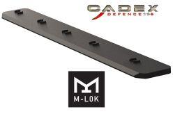 Cadex M-LOK 12.5″ Arca Rail