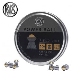 RWS-Power Ball-.177-Air-gun-Pellets