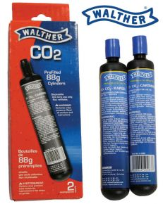 Walther-CO2-Cylinders