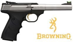 Browning Buck Mark Camper Stainless URX 22 LR Pistol