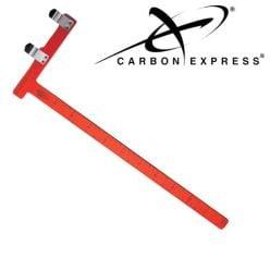 Équerre en Aluminium de Carbon Express