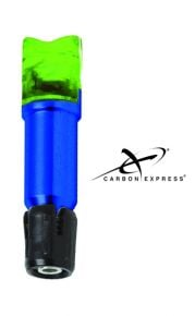 Carbon Express LAUNCHPAD® LIGHTED NOCKS-vert