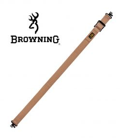 Browning-Tan-Web-Sling