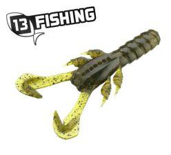 13-Fishing-6-x3-in-Ninja-Tail-Craw-Collard-Green