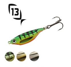 13 Fishing Flash Bang 3/8 oz Jigging Rattle Spoon