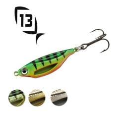 13 Fishing Flash Bang 3/8 oz Jigging Rattle Spoon