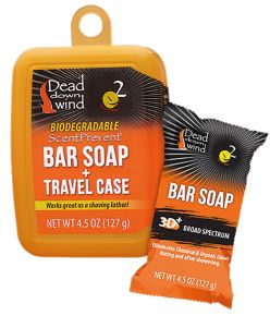 Dead-Down-Wind-ScentPrevent-Bar-Soap-Travel-case