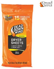 Dead-Down-Wind-Unscented-15ct-DryeR-Sheet