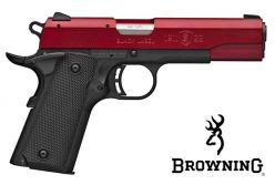 Browning-1911-22-Red-Pistol