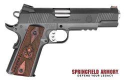 Pistolet-Springfield-1911-Range-Officer-Operator-9mm