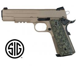 Pistolet 1911 Scorpion 45 ACP Sig Sauer