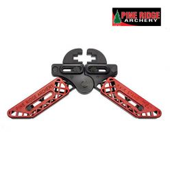 Pine-Ridge-Kwik-Stand-Bow-Support-red