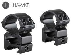 1'' -Weaver-High-Scope-Rings