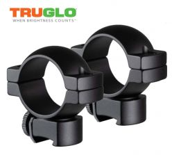 Truglo-1''-High-Scope-Rings