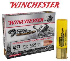 Cartouches-Winchester-Deer-Season-XP-20-ga.