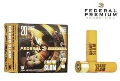 Federal-20-Gauge-Shotshells