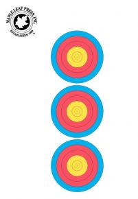 3Spots-Vertical-Waterproof-Targets