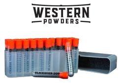 Tubes-charge-209-Western-Powder