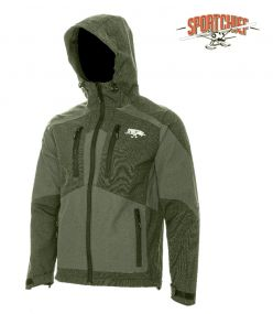 Sportchief - ODYSSEY G2, Charcoal, Men - Waterproof Jacket