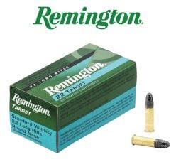 Remington-22-Target-Ammunitions