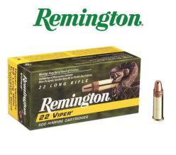 Remington-22-Viper-Ammunitions