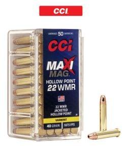 CCI-22-WMR-Ammunitions