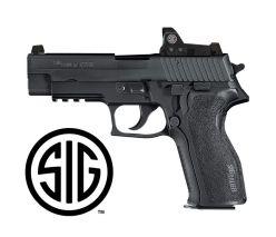SIG SAUER - P226 CLASSIC NITRON FULL-SIZE 22LR SA/DA BLACK - Pistol
