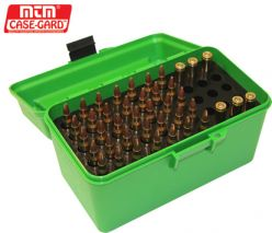 MTM Deluxe H-50 Series Rifle Ammo Box (50 rounds)