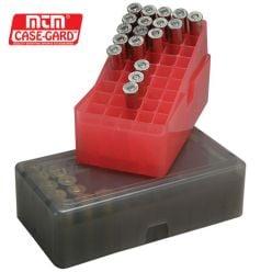MTM E-50-45 Series Handgun Ammo Box