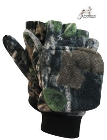 Jackfield Camouflage Polar Fleece glove/Mitt