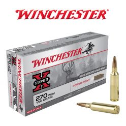 Winchester-270-WSM-Ammunitions
