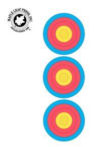 Cibles-couleur-verticales-3-Points