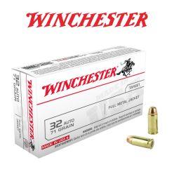 Winchester-32-auto-Ammunitions