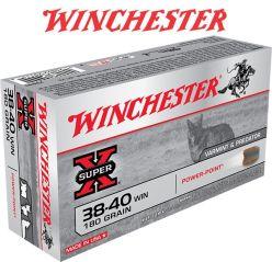 Winchester-Super X-38-40 Win-Ammo