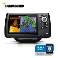 Hummingbird-Helix5-Sonar-GPS