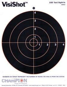 Champion Interactive VisiShot Targets
