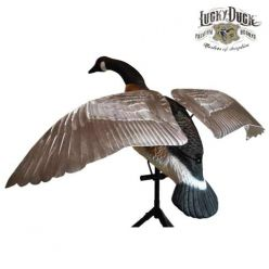 Luck Duck Flapper Canada Decoy