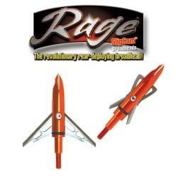 Rage Crossbow 2 Blade 125 gr. Broadheads