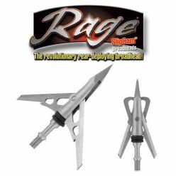 Rage-Hypodermic-100gr.-Broadheads