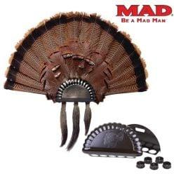 Plaque Turkey Fan de Mad